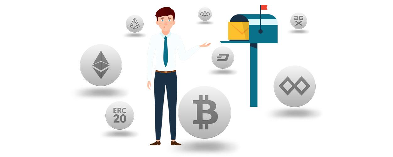 Как получить криптовалюту? Як отримати криптовалюту?