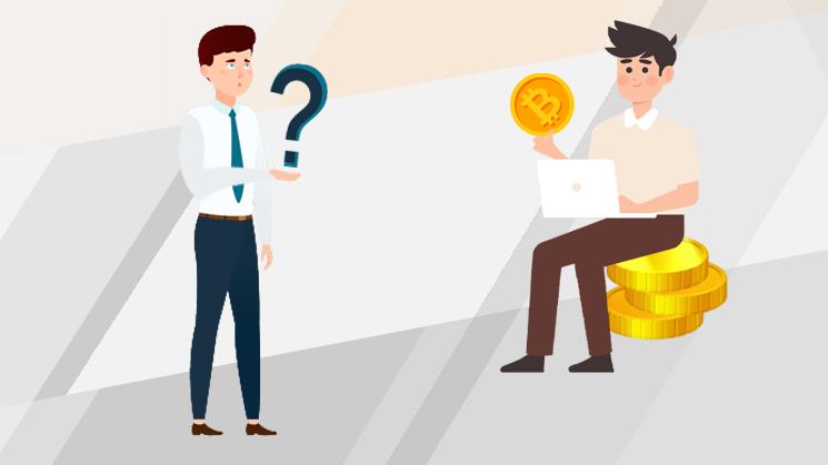 Что такое Биткоин и Криптовалюта? Що таке Біткоін та Крипта?